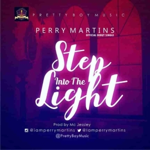 Perry Martins - Step Into The Light
